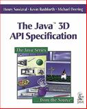 Java 3D API Specification, Deering, Michael, 0201325764