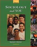 Sociology and You, Shepard, Jon M. and Greene, Robert W., 0078285763