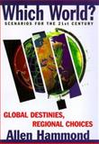 Which World?, Allen Hammond, 1559635762