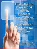 Competencies Required of Human Resource Professionals in the Government Contracting Industry, Dawn Boyer, 1490415777