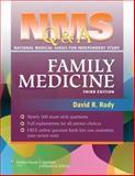 Family Medicine, David R. Rudy MD  MPH, 1608315770