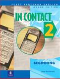 In Contact, Sturtevant, Jane, 0201645777