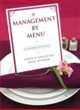 Management by Menu 4th Edition