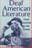 Deaf American Literature