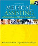 Medical Assisting : Administrative and Clinical Competencies, Prickett-Ramutkowski, Barbara and Booth, Kathryn A., 007294577X
