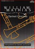 Concerto for Clarinet : Reduction for Clarinet and Piano, , 0193655772