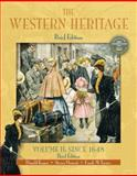 The Western Heritage Vol. II : Since, 1648, Kagan, Donald and Ozment, Steven, 0130415774