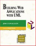 Building Web Applications with UML, Conallen, Jim, 0201615770