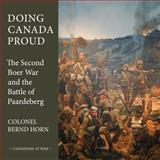 Doing Canada Proud, Bernd Horn, 1459705777