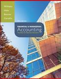Financial and Managerial Accounting, Williams, Jan and Carcello, Joseph, 007802577X