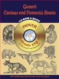 Gesner's Curious and Fantastic Beasts, Konrad Gesner, 0486995771