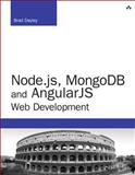 Node. Js, MongoDB and AngularJS Web Development, Dayley, Brad, 0321995783