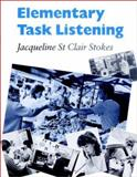 Elementary Task Listening, Jacqueline St Clair Stokes, 0521275784