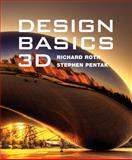 Design Basics : 3D Design, Pentak, Stephen and Roth, Richard, 0495915785