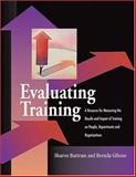 Evaluating training HRD, Bartram, Sharon and Brenda, Gibson, 0874255783