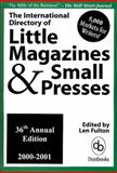 The International Directory of Little Magazines and Small Presses 9780916685782