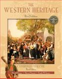 The Western Heritage : Combined, Kagan, Donald and Ozment, Steven E., 0130415782