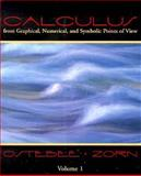 Calculus from Graphical, Numerical and Symbolic Points of View, Ostebee, Arnold and Zorn, Paul, 0030965780