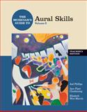 The Musician's Guide to Aural Skills V 2 Teachers Edition +CD, Clendinning, J., 0393925781