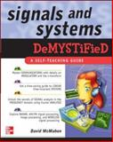 Signals and Systems, McMahon, David, 0071475788