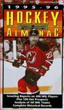 Hockey Almanac, 1995-96, Consumer Guide editors, 0451185781