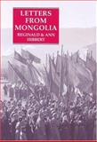 Letters from Mongolia, Hibbert, Ann and Hibbert, Reginald, 1850435782