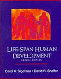 Life-Span Human Development 9780534195786
