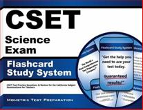 CSET Science Exam Flashcard Study System : CSET Test Practice Questions and Review for the California Subject Examinations for Teachers, CSET Exam Secrets Test Prep Team, 1609715780