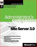 Microsoft Site Server 3.0 Administrator's Companion 9780735605787