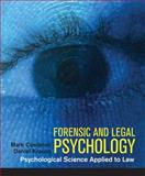 Forensic and Legal Psychology, Costanzo, Mark and Krauss, Daniel, 1429205784