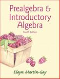Prealgebra and Introductory Algebra, Martin-Gay, Elayn, 032195579X