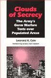 Clouds of Secrecy, Leonard A. Cole, 0847675793