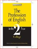 The Profession of English in the Two-Year College 9780867095791