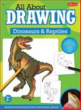 All about Drawing Dinosaurs and Reptiles, , 1600585795