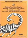 Biological and Toxin Weapons : Research, Development and Use from the Middle Ages to 1945, , 0198295790
