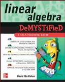 Linear Algebra Demystified, McMahon, David, 0071465790