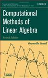 Computational Methods of Linear Algebra 9780471735793