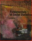 Fundamentals of Social Statistics, Elifson, Kirk W. and Runyon, Richard P., 0070215790