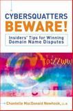 Cybersquatters Beware!, Chantelle MacDonald Newhook, 0070905797