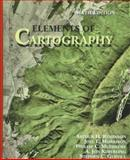 Elements of Cartography, Robinson, Arthur H. and Morrison, Joel L., 0471555797