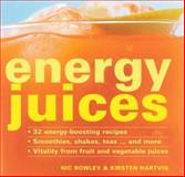 Energy Juices, Nic Rowley, 0007695799
