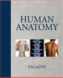 Human Anatomy with OLC bind-in Card, Saladin, Kenneth S., 0072945796