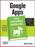 Google Apps, Conner, Nancy, 0596515790