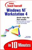 Teach Yourself Windows NT Workstation 4 in 10 Minutes, Sue Plumley, 0672315807