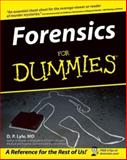 Forensics for Dummies®, D. P. Lyle, 0764555804