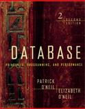 Database--Principles, Programming and Performance, O'Neil, Patrick and O'Neil, Elizabeth, 1558605800
