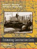 Estimating Construction Costs, Oberlender, Garold D. and Peurifoy, Robert L., 0072435801