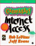 Cheap and Easy Internet Access, Mac Version, Bob LeVitus and Jeff Evans, 0124455808