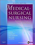 Medical-Surgical Nursing : Assessment and Management of Clinical Problems, Single Volume, Lewis, Sharon L. and Dirksen, Shannon Ruff, 0323065805