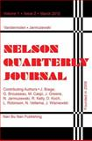 Nelson Quarterly Journal : Volume 1, Issue 2,, 0984245804